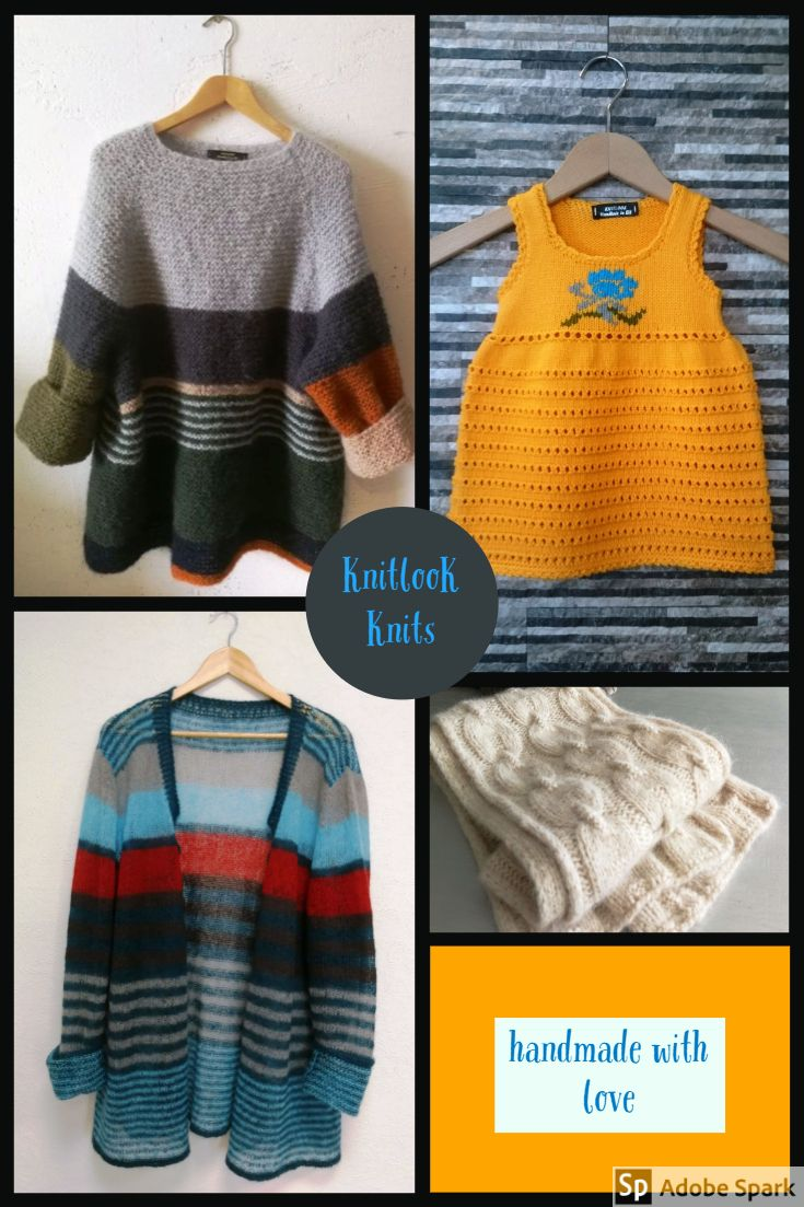 d46ae4c31 KnitlooK Knits design - KNITLOOK use only natural yarns like merino ...