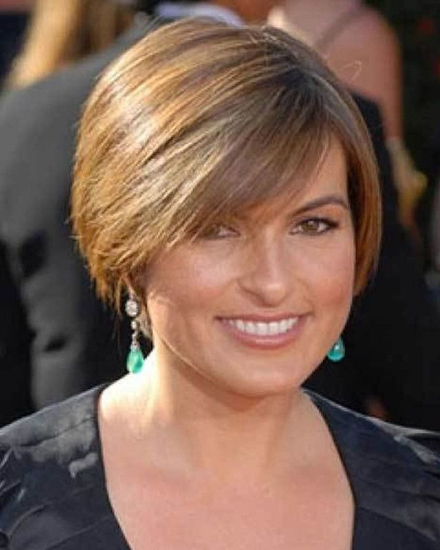 45+ Haircuts for thin hair round face inspirations