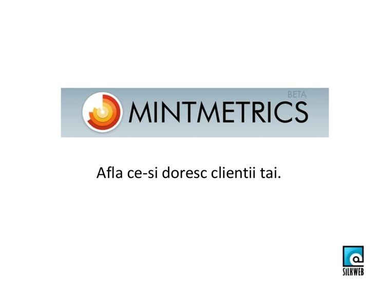 Afla ce-si doresc clientii tai - prezentarea de la Conferintele Nationale de eCommerce