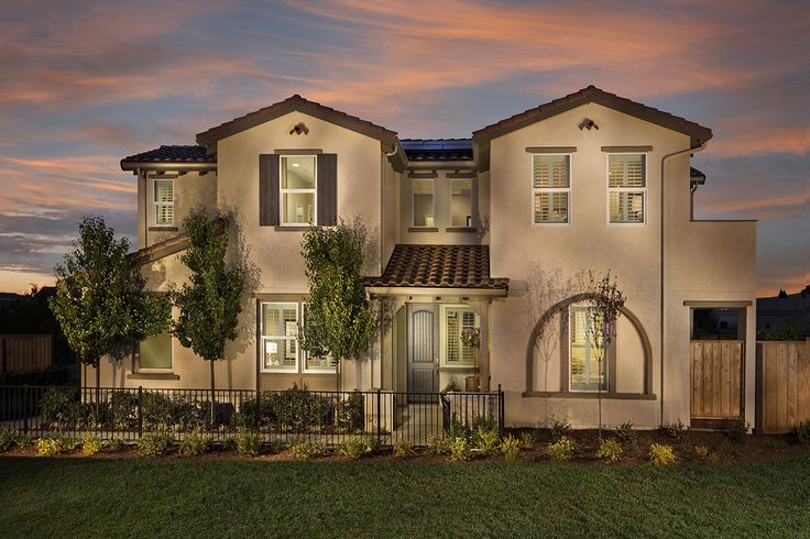 The Cottages At Vineyard Crossing In Livermore A Master