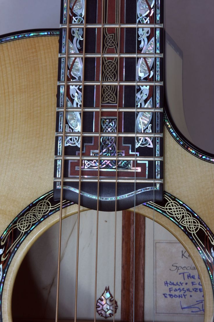 24 best robinson custom inlays images on pinterest guitars music instruments and musical. Black Bedroom Furniture Sets. Home Design Ideas
