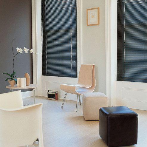 aluminium blinds for living room