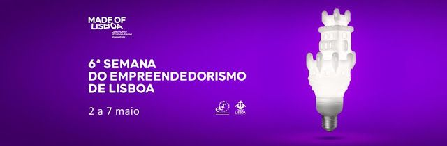 6ª Semana do Empreendedorismo de Lisboa - 2 to 7 MAY 2017   A Semana do Empreendedorismo de Lisboa é a demonstração da energia e vitalidade de uma das cidades mais empreendedoras e criativas da Europa!    Mais de 40 eventos de entrada gratuita cerca de 70 parceiros envolvidos e a participação de cerca de 5.000 pessoas nos diversos eventos em mais de 30 locais e espaços espalhados por toda cidade.    Levantamos um pouco o véu do programa desta edição com a lista dos primeiros eventos já…