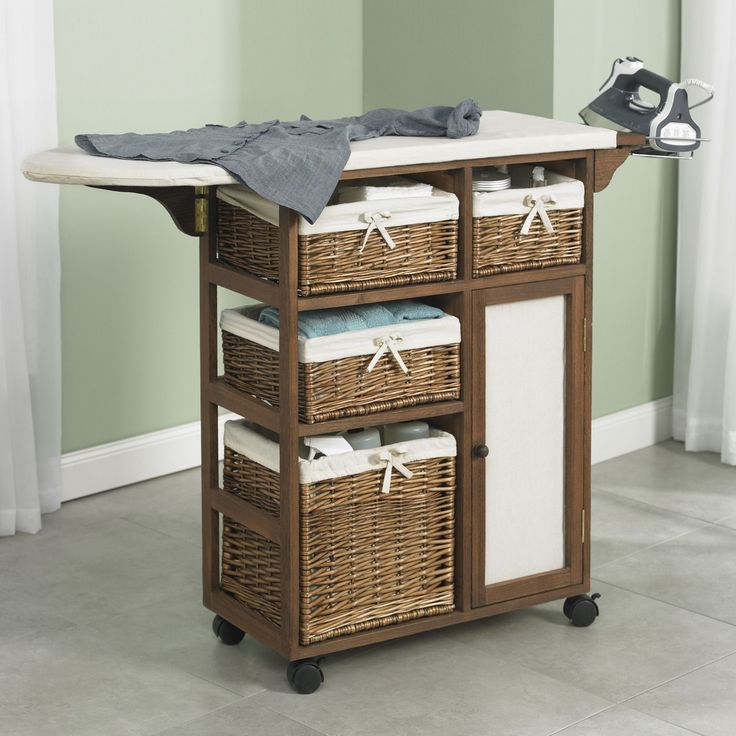 Fingerhut - Ironing Board with Storage
