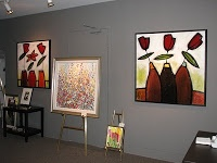 Artful Musings from the Gallery Gal: Gallery Makeover #CanadianArt