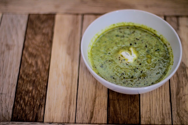 broccoli + arugula soup. | momma's cooking... | Pinterest