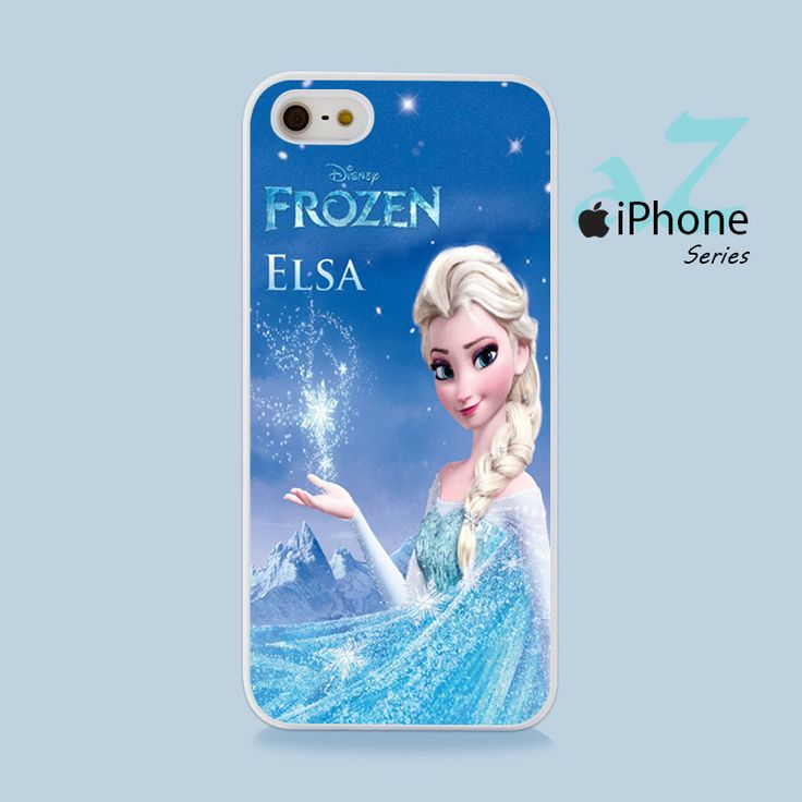 Disney Frozen Elsa Phone Case | Apple iPhone 4/4s 5/5s 5c 6/6s 6/6s Plus Samsung Galaxy S3 S4 S5 S6 S6 Edge S7 S7 Edge Samsung Galaxy Note 3 4 5 Hard Case