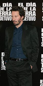 Keanu Reeves - Canadian actor. Played Neo in all three Matrix films. Also acted in Speed and Point Break.
