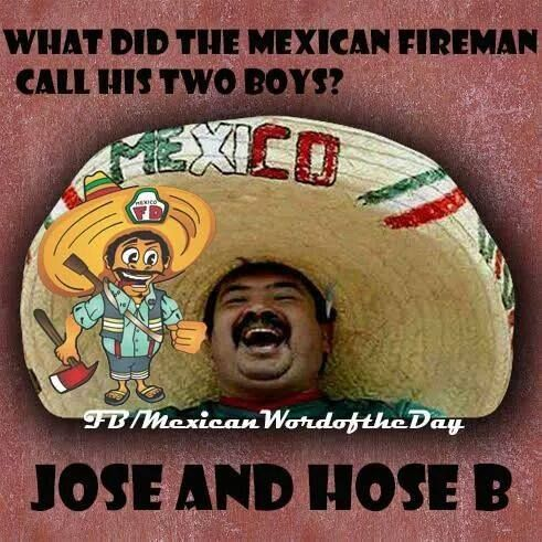 Mexican Word of the Day Jose and Hose B