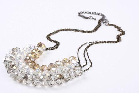 Layered Crystals Pendant – Jewel Online