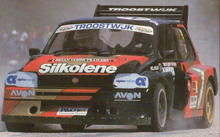 Will Gollops 6R4 one if not the best developed rallycross car ever after Gp B got banned.