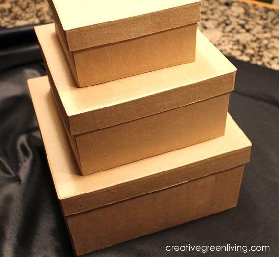 Wedding Gift Card Box Tutorial : ... wedding card box tutorial wedding card boxes wedding cards tier sweet