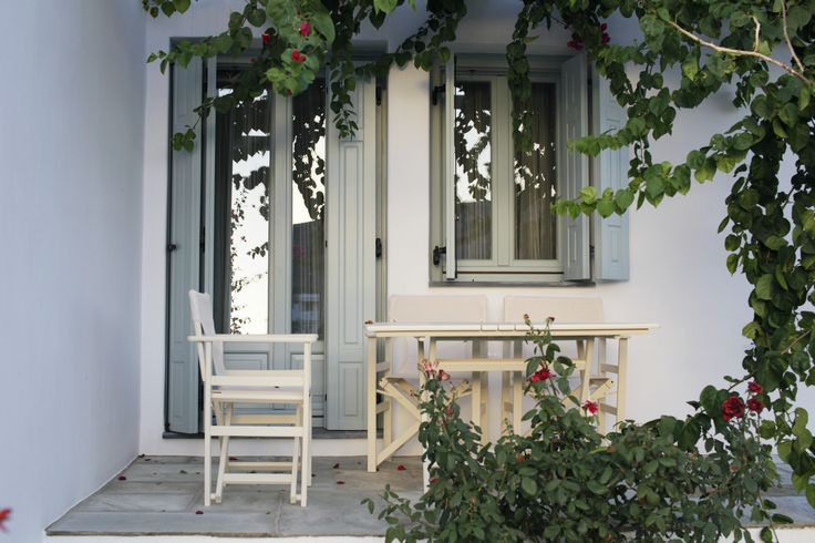 Good morning from Tiepolo Apartments in Skyros, Greece!