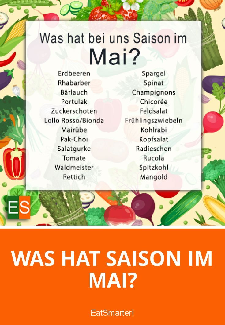 12 best saisonkalender images on pinterest healthy for Kochen hat saison