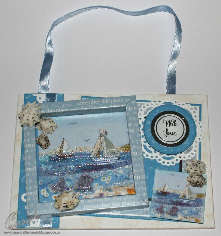 Carole Davis, Crafter's Companion, Halcyon Days Card Kit, Canvas,  Mini Frame and Decoupage, Matching mini topper, Sentiment, Matching Frame, Die'sire - Chantilly Lace Frame, Lace Border 1, Embossalicious  - A4 Gothic Script