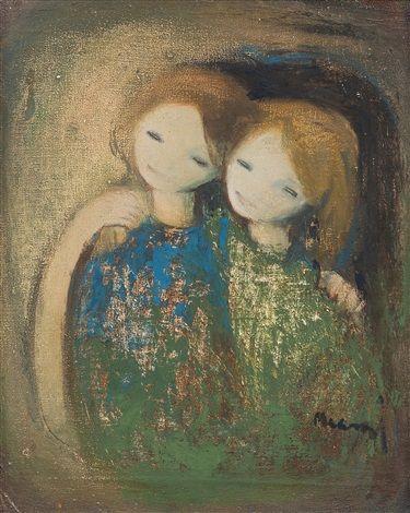SISTERS by Elvi Maarni