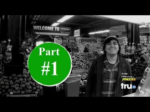 The Best - Q's moments on Impractical Jokers - Season 1(Part 1 HD) - YouTube