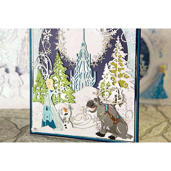 Disney Frozen Sven Sitting Die (376376) | Create and Craft