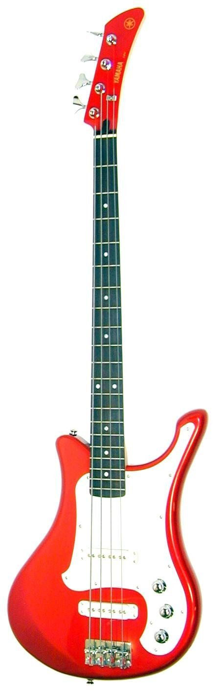 Yamaha SBV500 Electric Bass Guitar. Interesting, kind of resembles a canoe paddle.
