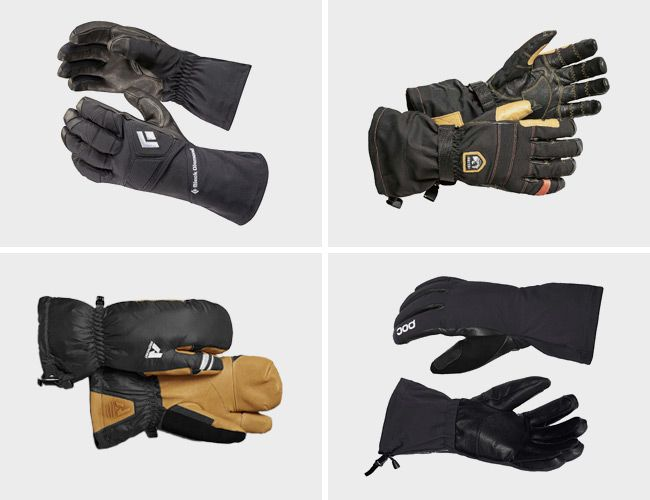 Ski Harder, Drive Longer and Climb Higher with the Best Winter Gloves for Men #snow