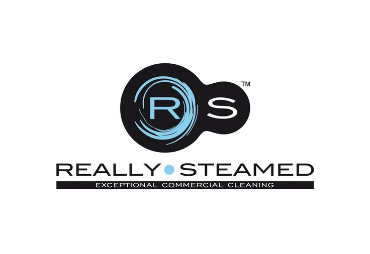 REALLY STEAMED | Client Really Steamed, Inc. Naples, Florida | Project Logo and Logotype - Corporate Identity