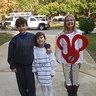 Rock Paper Scissors Costume Idea for Kids