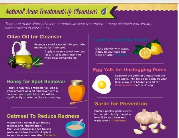 how to get clear skin with home remedies