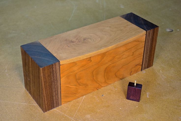 ф Make It - Secret Compartment Box