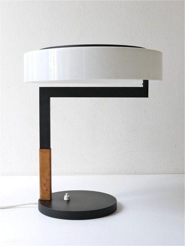 1960s RARE KALMAR DESK TABLE LAMP