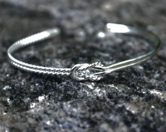 Bracelet demoiselle d'honneur en argent sterling Bracelet