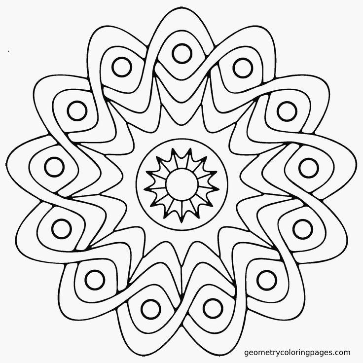 mandala coloring pages easy mandala coloring pages printable katibura