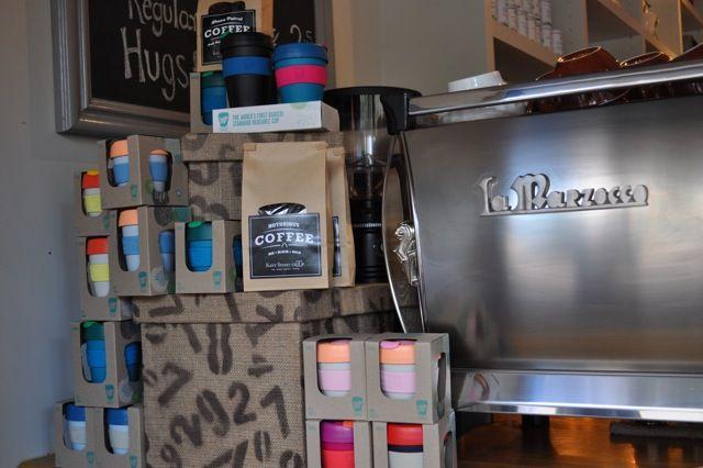Kerr Street Cafe in Oakville, Ontario