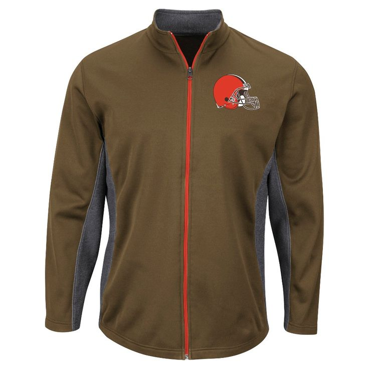 Cleveland Browns Men's Activewear Sweatshirt Xxl, Multicolored