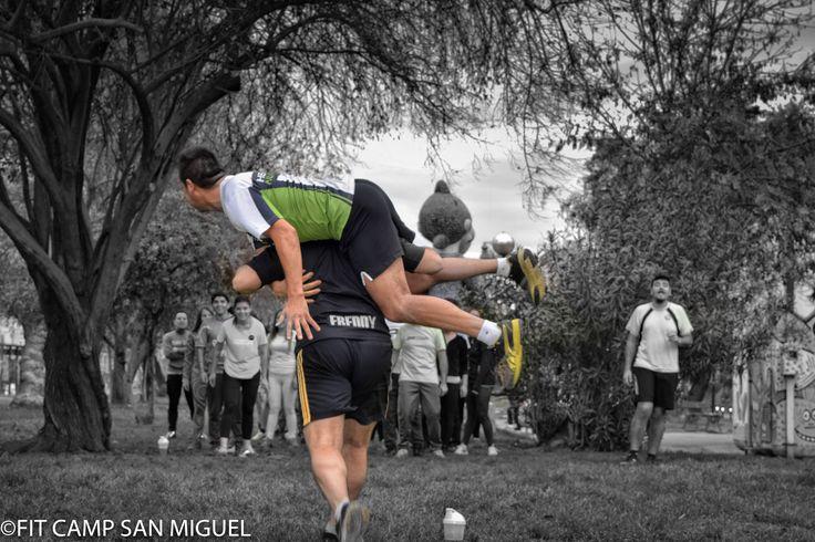 FIT CAMP San Miguel #herbalife #santiago #herbalifefit24 #sport #fit #chile