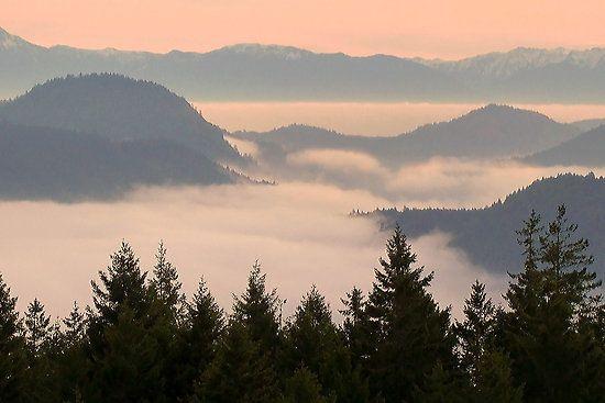 Malahat, Vancouver Island, British Columbia