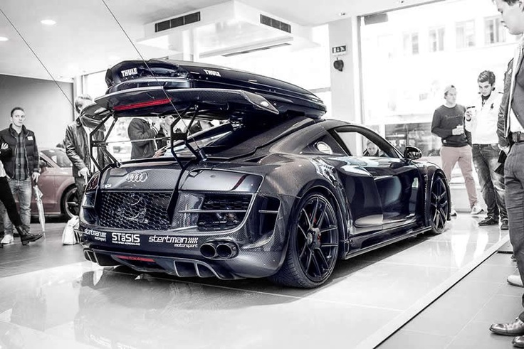 Jon Olsson S Audi R8 When You Get To The Point That You D