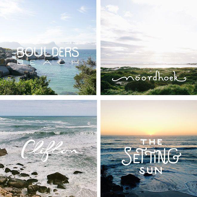 Cape Town Love. BelAfrique your personal travel planner - www.BelAfrique.com