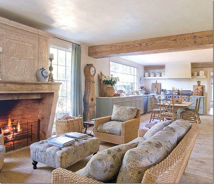 Great Interior Designer Carol Glasseru0027s New House