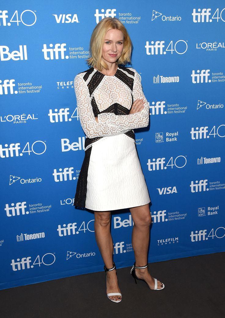 Naomi Watts au Festival du Film de Toronto