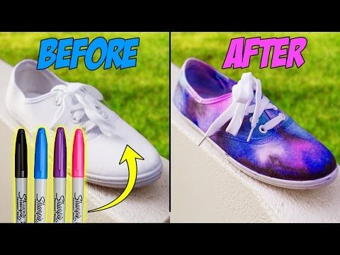 DIY Clothes Using SCHOOL SUPPLIES!! DIY Ideas & Outfits for Fun & SCHOOL! - YouTube