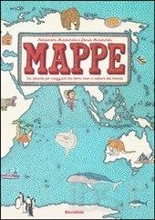 Mappe - Mizielinski Aleksandra; Mizielinski Daniel - Libro - Mondadori Electa - Electa Kids - IBS
