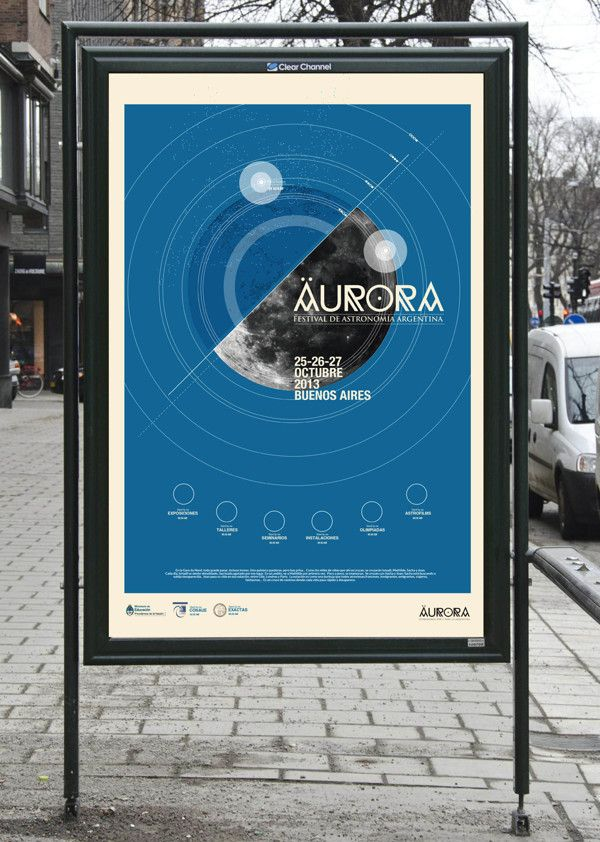 Aurora programme by Boris Vargas Vasquez, via Behance