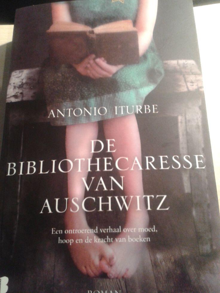 1/53 Antonio Iturbe - De Bibliothecaresse Van Auschwitz