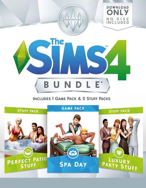 The Sims 4 - Bundle Pack 3  Worldwide Region: Worldwide  Language: Multilanguage  Platform: Origin   https://gamersconduit.com/product/sims-4-bundle-pack-3-origin-worldwide/