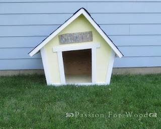 Crooked Dog House Just Aww Pinterest