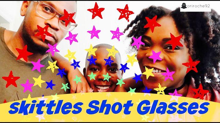 SassBox | DIY Skittles Shot Glasses