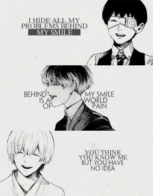 No idea... I treat Tokyo Ghoul as true tragedy, it's different than other anime.