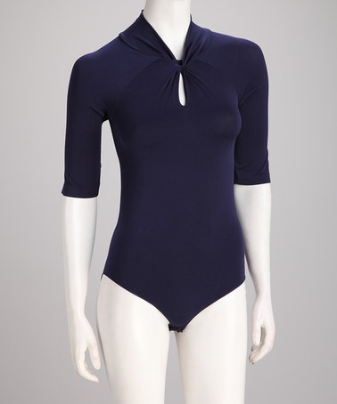 Take a look at this Blue Bodysuit by Philippe Matignon on #zulily today!