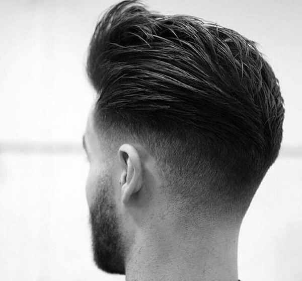 Gentlemens Hairstyles Short Thick Hair