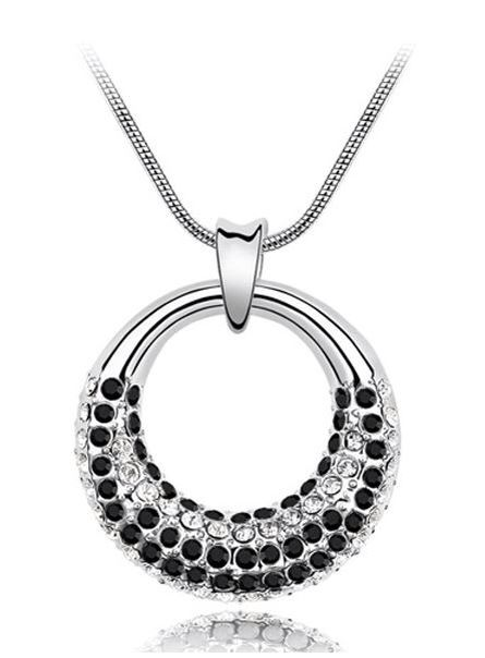 Necklace made with Swarovski crystals available @ www.arcussi.com.au